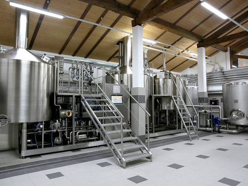 VBS Vario Brewing System 40hl (Pinzolo/Italy)