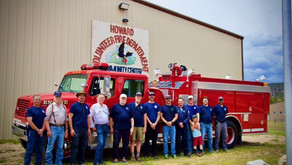 New Used 1992 Engine Donated to HVFD from Eaton Fire Protection District