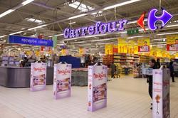 Geopractie for supermarkets