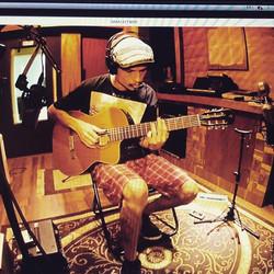 Nylon guitar rec feat Leo Vieira