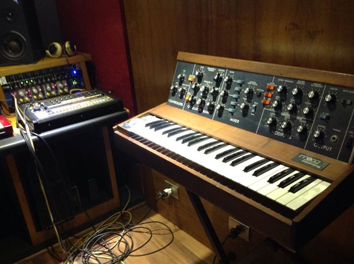 Mini Moog original