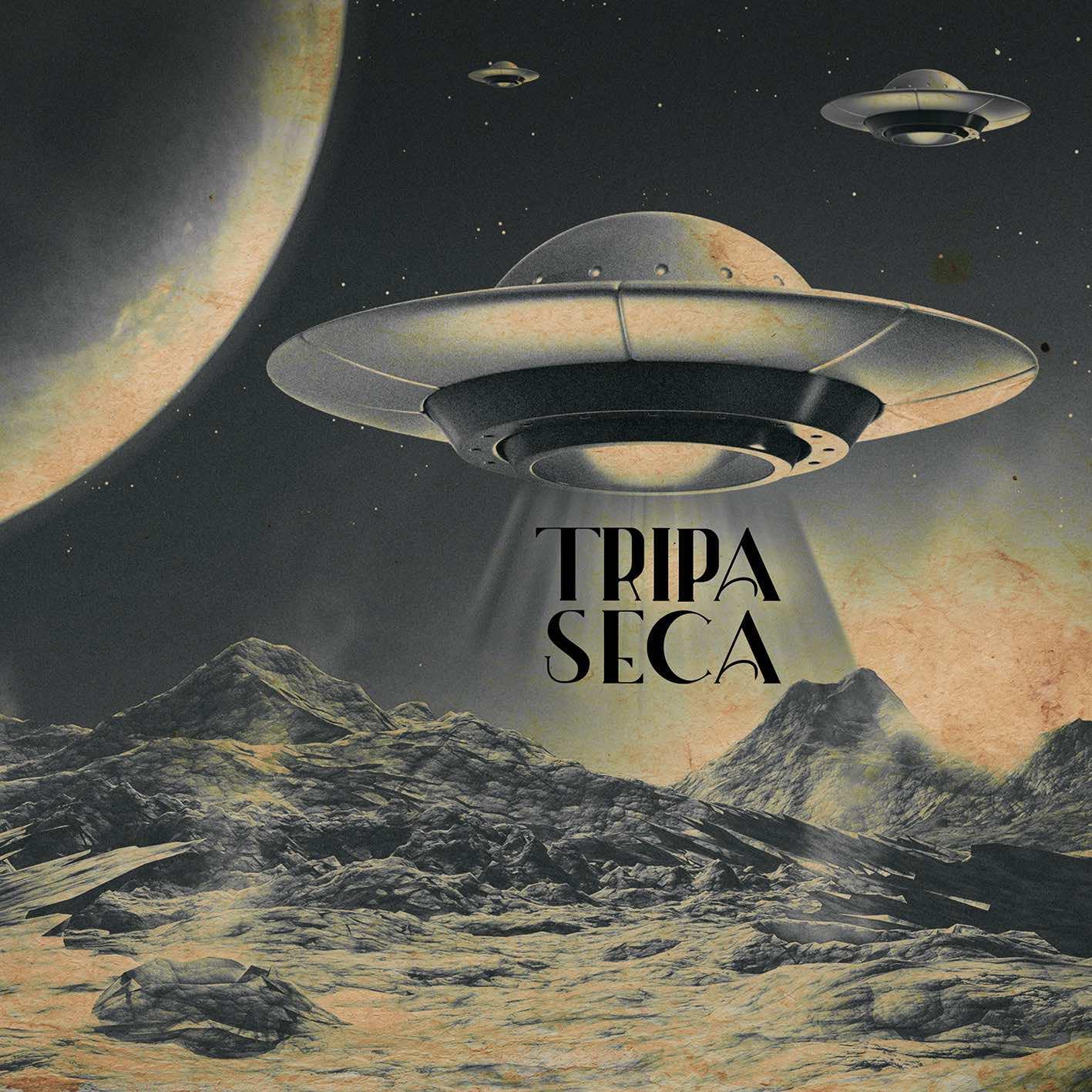 TRIPA SECA Capa