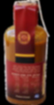 Mocheros bottle-back side