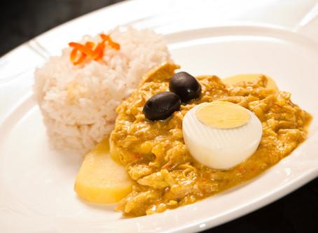 Chicken Aji