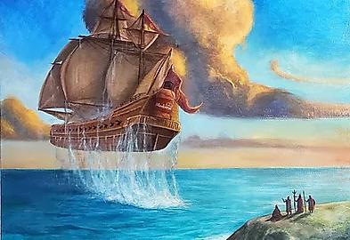 Mocheros Voyage to the new world