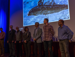 Oslo, Norway - the award ceremony at the Nordic Nature Photo Contest 2017!