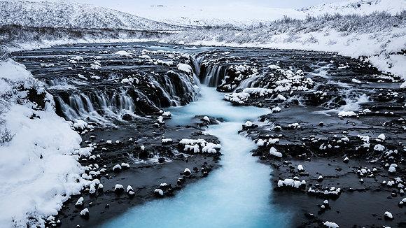 Brúarfoss (Iceland)