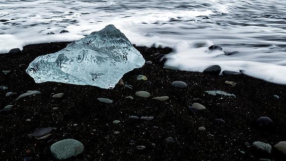 Jökulsárlón Beach 2 (Iceland)