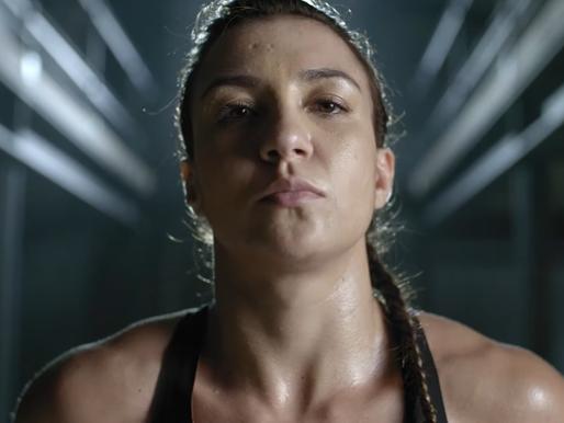 UFC e Halls lançam campanha com a atleta Amanda Ribas