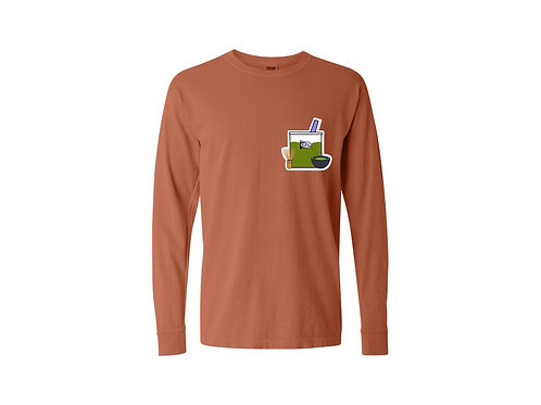 Matcha Moo Moo Long Sleeve