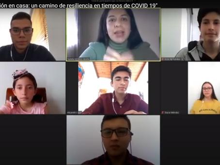 La Fundación Santa Isabel se unió al foro de resiliencia de la Alcaldía de Chía