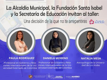 La FSI inaugura la Feria Universitaria del municipio de Cajicá