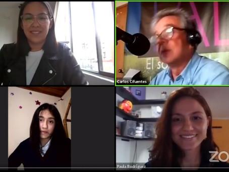 'MiMi' Mi Casa Mi Escuela de la emisora Tabio Estéreo abrió sus micrófonos a la FSI