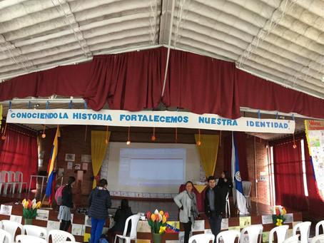 La FSI presente en el VII Congreso de Ciencias Sociales del IED José de San Martín de Tabio