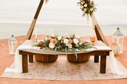Low Boho Tables