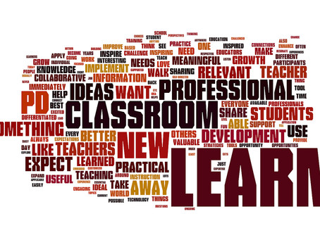 What is Awesome Education PD and What can It Look Like?