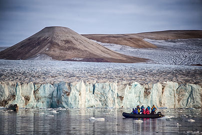 Itinerary design and Expedition Planning