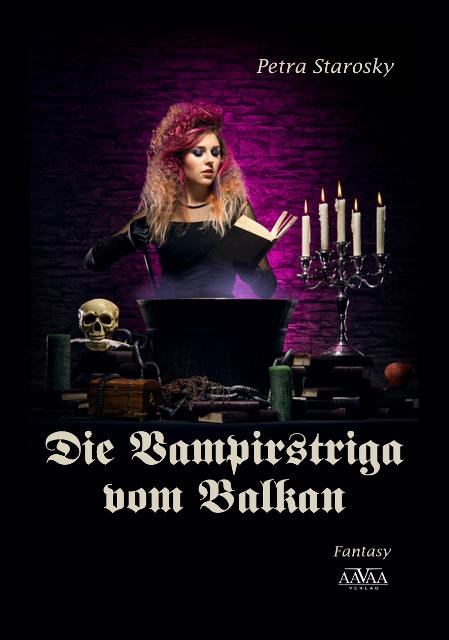 Die Vampirstriga vom Balkan