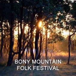 BONY MOUNTAIN FOLK FESTIVAL