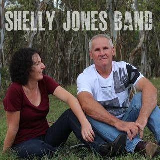 SHELLY JONES BAND