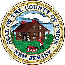 Seal of the County of Union Depicting Dramatization of Hannah Caldwell's Murder