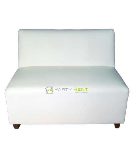 Sillon Lounge Blanco