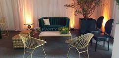 renta de salas lounge para eventos