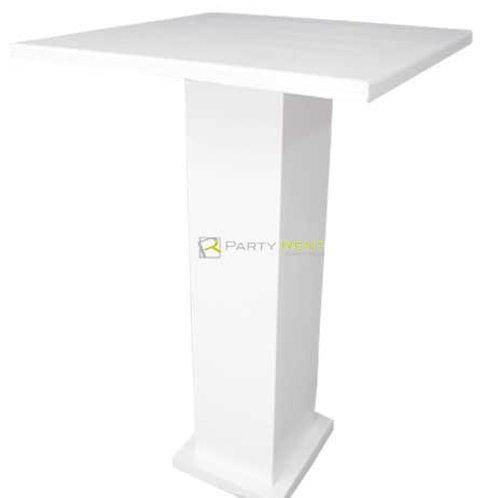 Periquera Blanca Pedestal