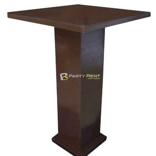 Periquera Chocolate Pedestal