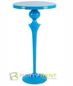 mesa periquera milan azul