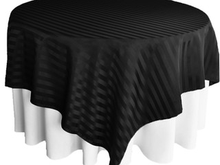 mantel negro stripe