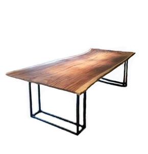 mesa de parota