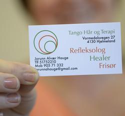 Tango hår og terapi