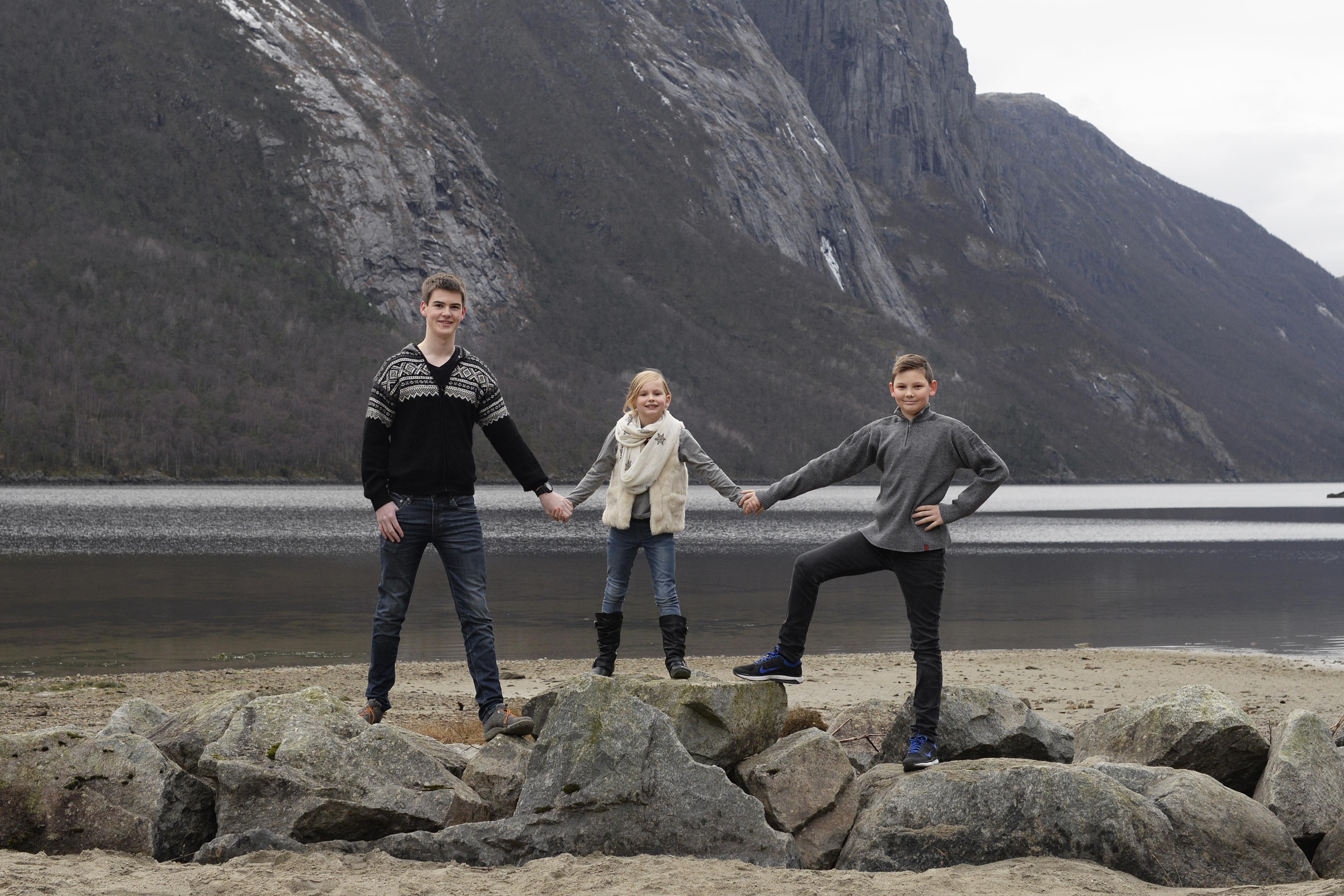 Nordbøsøsken