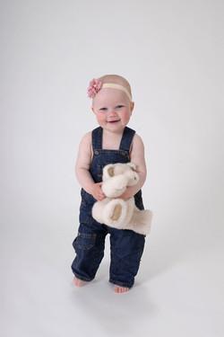 Amelia 1 år