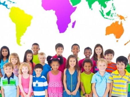 Giornata mondiale dell infanzia in 2 minuti