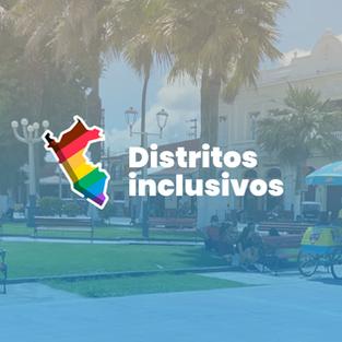 Distritos inclusivos