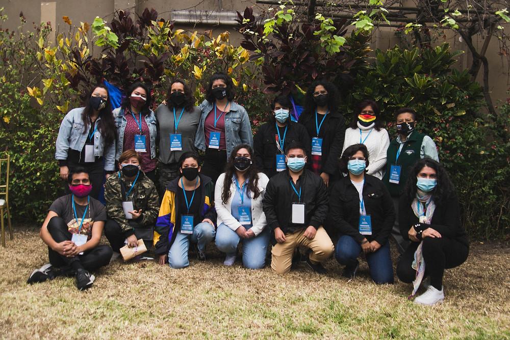 """Activistas de Lima se reúnen por el Proyecto """"Distritos Inclusivos"""""""