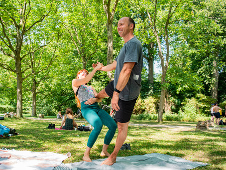 5 Things I've learned from teaching AcroYoga