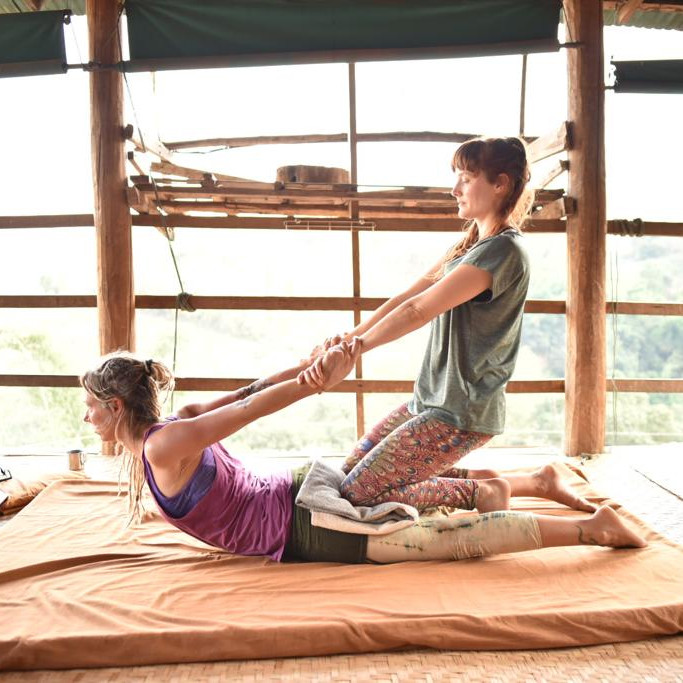 Thai Massage workshop - all levels
