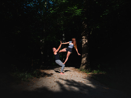 Get back into AcroYoga shape with us!