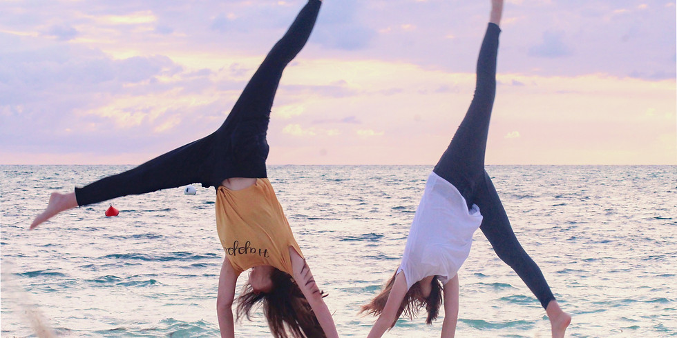 Monthly AcroYoga JAM: Holiday!