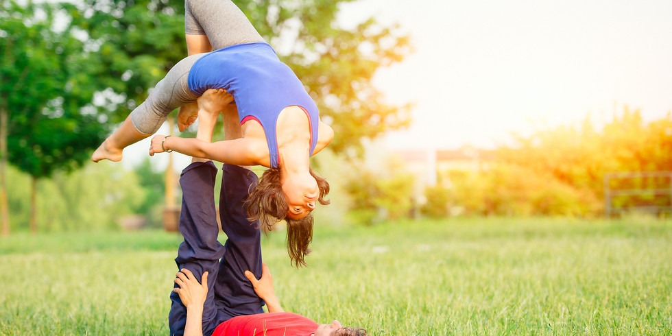 3-month AcroYoga Adventure level 1 - The Foundation