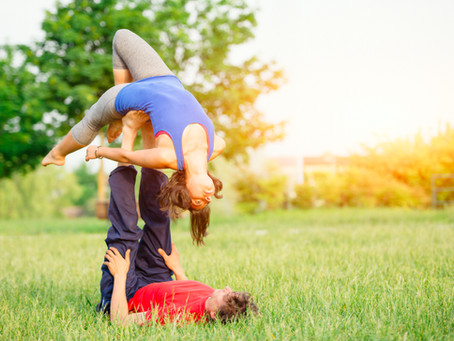 How these 3 AcroYoga poses make you healthier