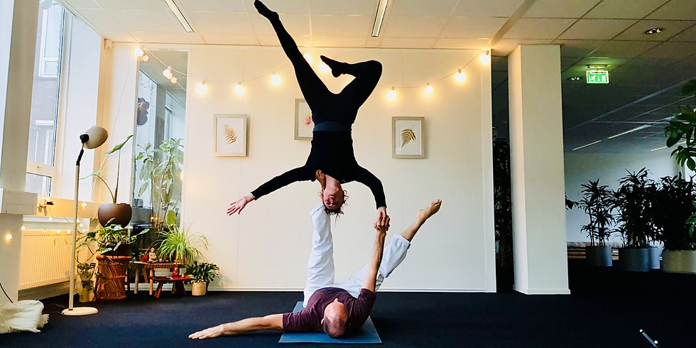 AcroYoga workshop: You're a Star!