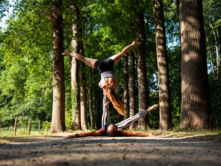 Why being upside down is good for you