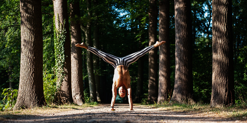 AcroYoga solo classes - let's get back on track together