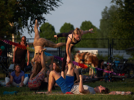 3 AcroYoga hotspots in Utrecht you didn't know about...