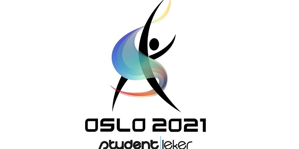 Studentlekene Oslo 2021