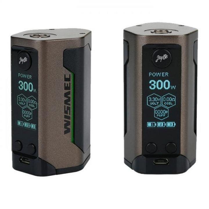 Wismec Reuleaux RX GEN3 300W TC Vape Mod | Vex Vapes